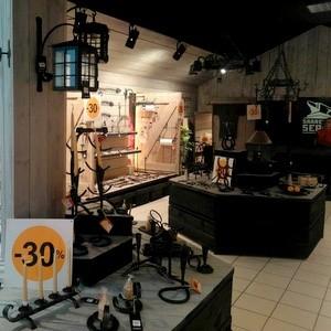 Saarenmaan Sepät myymälä Norde Centrum Tallinna