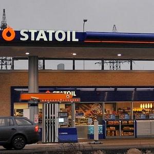 Statoil huoltoasema Tallinna