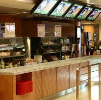 Tallink Star Snack Time kahvila