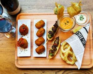 Tapita tapas ravintola Solaris Keskus Tallinna