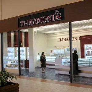 Ti-Diamonds korukauppa Lasnamäe Centrum Tallinna