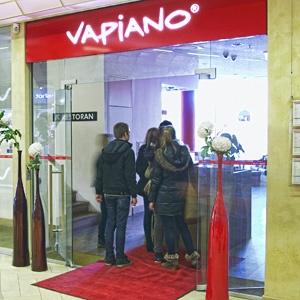 Vapiano italialainen ravintola Solaris Keskus Tallinna