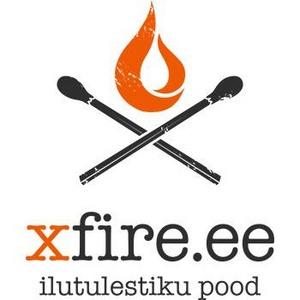 Xfire ilotulitekauppa Idakeskus Tallinna