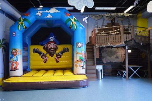 Alibaba Mängumaad leikkikeskus 5+ Tallinna