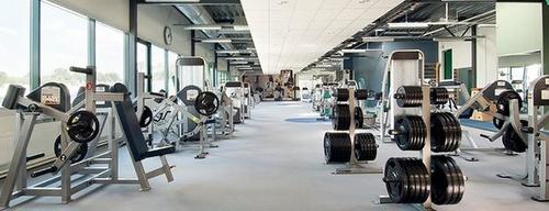 Audentes Fitness kuntosali Tallinna