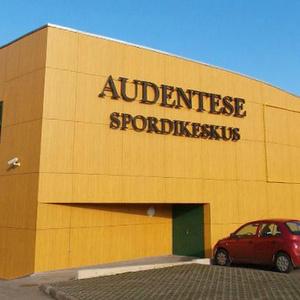 Audentes Fitness liikuntakeskus Tallinna
