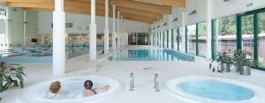 Audentes Fitness uimahalli Tallinna