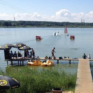 Battery Wakepark wakeboarding puisto Tallinna