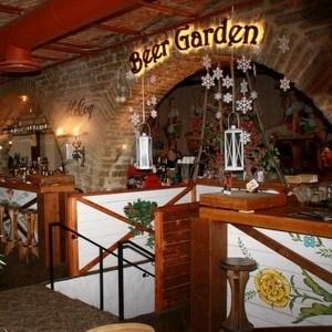 Beer Garden brasserie Tallinna