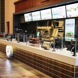 Burger King Helsingin rautatieasema