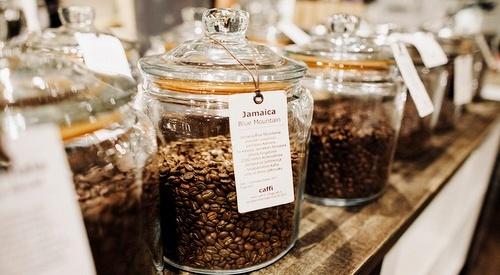 Caffi kahvituotteet Helsinki