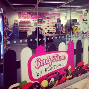CandyTown karkkikauppa Kauppakeskus Forum Helsinki