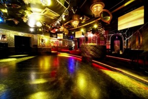 Club Privé yökerho tanssilattia Tallinna