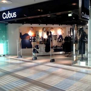 Cubus myymälät