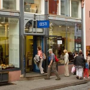 Eesti Esindus design- ja matkamuistomyymälä Tallinna