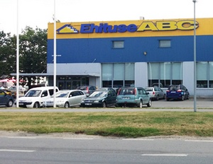Ehituse ABC rautakauppa Kadaka tee 65 Tallinna
