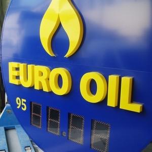 Euro Oil huoltoasema Tallinna
