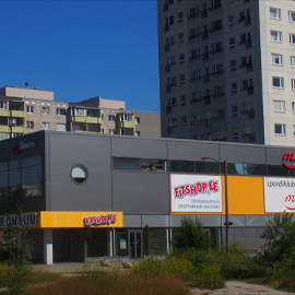 FitShop lisäravinnekauppa Virbi Tallinna