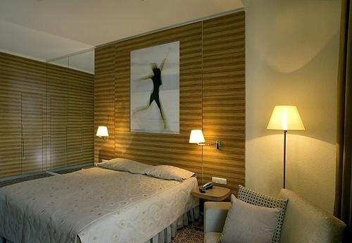 Hotell Ülemiste huone Tallinna