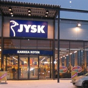 JYSK myymälä Itis kauppakeskus Helsinki