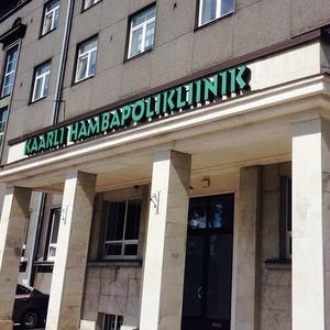 Kaarli Hambapolikliinik hammashoitola Tallinna