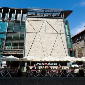 Katusekohvik kahvila Viru-katu Tallinna