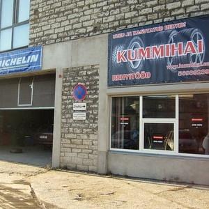 Kummihai rengaskauppa Tallinna