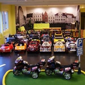 Laste Liiklusmängukeskus Tallinna