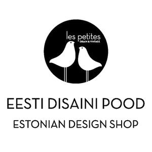 Les Petites design myymälä Tallinna