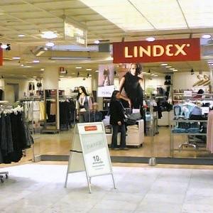 Lindex myymälä Helsinki