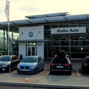 Møller Auto Volkswagen autokauppa Ülemiste Tallinna