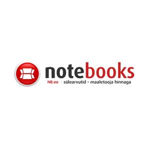 Notebooks tietokonekauppa WW-Passaaz Tallinna