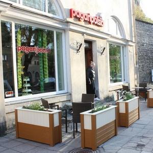 Pagaripoisid leipomo-kahvila Nunne tn Tallinna