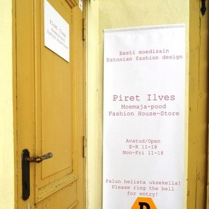 Piret Ilves muotistudio Tallinna