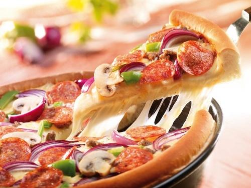 Pizza Hut ravintola Helsinki