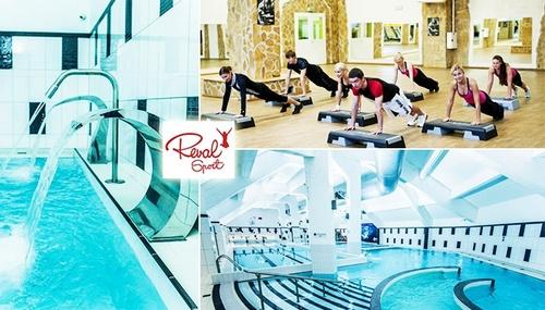 Reval-Sport Spordiklubi & Veekeskus liikuntakeskus ja vesikeskus Tallinna