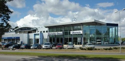 SilberAuto autokauppa Järve Tallinna