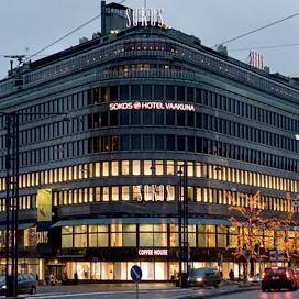 Sokos tavaratalo Helsinki