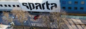 Sparta Spordiklubi urheilukeskus Tallinna