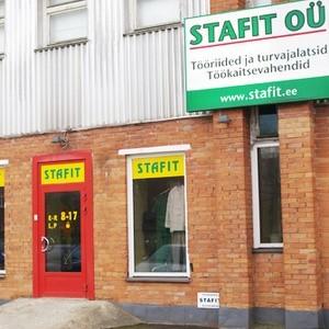 Stafit työvaatekauppa Tallinna
