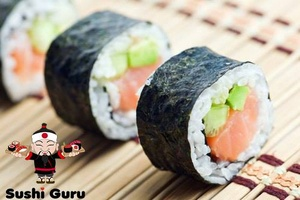 Sushi Guru ravintola ruoat Tallinna