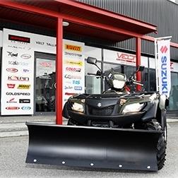 Velt Motocenter moottoripyörä- ja mönkijäkauppa Tallinna