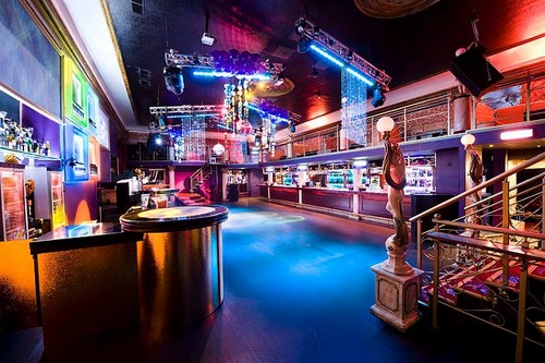 Venus Club yökerho Tallinnassa