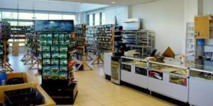 VOBLA kalakauppa Lasnamäe Ärimaja Tallinna