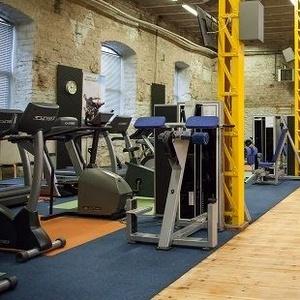 Zelluloosi Spordiklubi liikuntakeskus kuntosali Tallinna