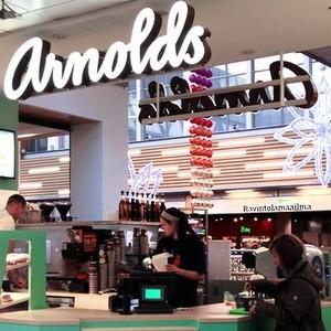 Arnolds donitsikahvila Helsinki