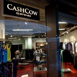 CashCow vaateliike Helsinki
