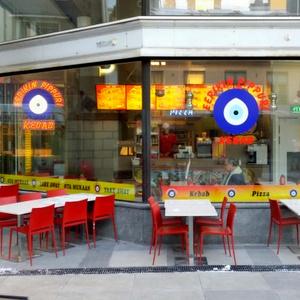 Eerikin Pippuri kebab ravintola Kauppakeskus Forum Kukontori Helsinki
