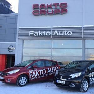 Fakto Auto autokauppa Tallinna