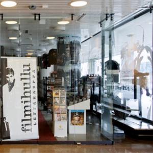 Filmihullu leffakauppa Kauppakeskus Kamppi Helsinki